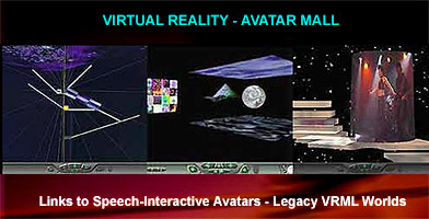 Virtual reality legacy worlds by Al Razutis