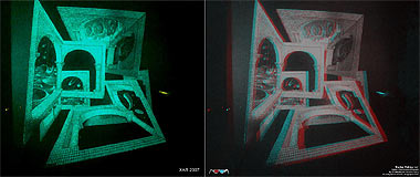 click for enlargement of graphics of holograms and stereo 3D by Razutis